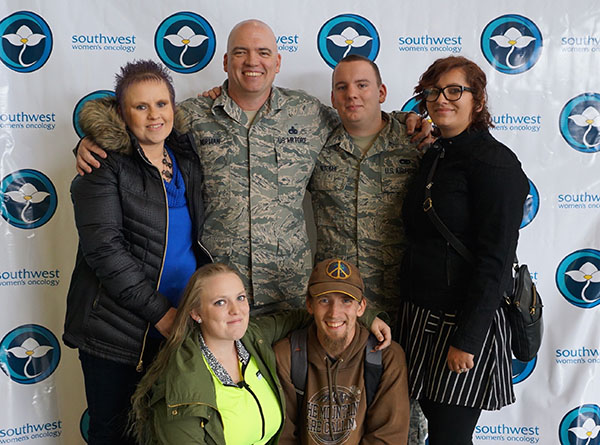 outhwest Women's Oncology-blog-Warriors for Warriors Event