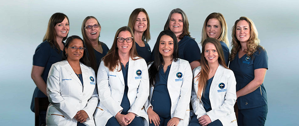 Southwest Womens Oncology Medical Team About Page